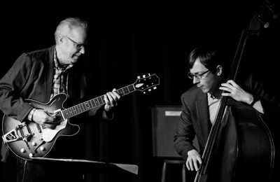 "Bill FRISELL - Thomas MORGAN : ""Small Town"" (ECM / Universal)"