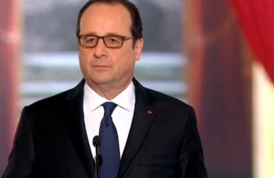François HOLLANDE : «Notre responsabilité, c'est de faire vivre la cohésion nationale»