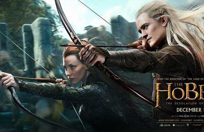 Bande annonce du Hobbit épisode 2 dévoilée