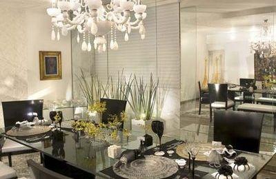 Décoration dining room chic et élégant