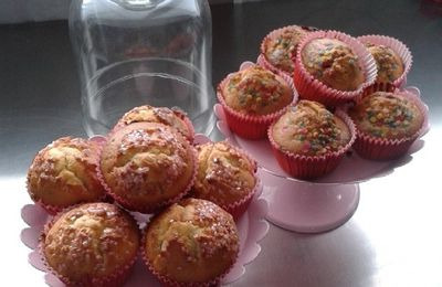 Muffins basique mais ultra bon!