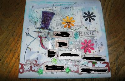 art postal pour lulu