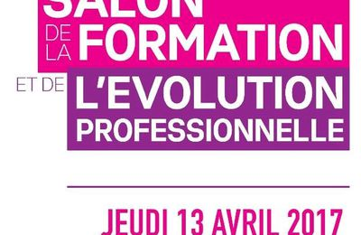 SALON DE LA FORMATION ET DE L EVOLUTION PROFESSIONNELLE