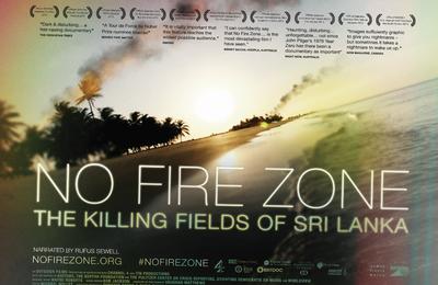 Le documentaire No Fire Zone: The killing field of Sri Lanka gêne les autorités malaisiennes
