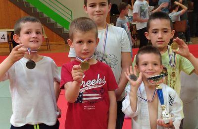 Résultats Tournoi Devecey 2017