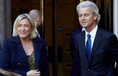 Européennes : le parti anti-islam avec lequel Marine Le Pen pourrait s'allier