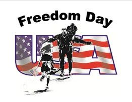 Freedom day?
