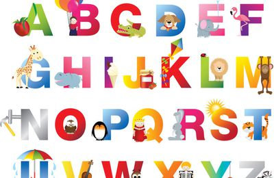 Basics - the alphabet!