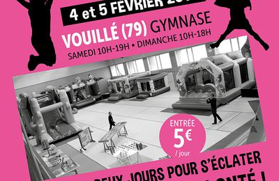Week-end Structures gonflables