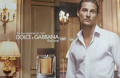 The One for men de DOLCE and GABANNA