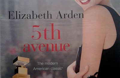5th Avenue d'Elisabeth ARDEN