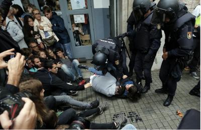 Catalogne espagnole: le gouvernement réactionnaire de Mariano Rajoy rejoue les gammes du franquisme