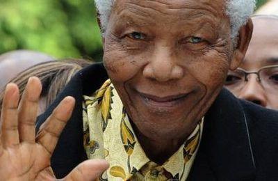 Adieu Monsieur Mandela