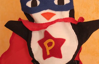 Super Pingouin #Défi Home Made !!!