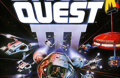 Space Quest III: The Pirates of Pestulon (1989, Two Guys from Andromeda)