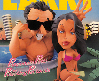 Leisure Suit Larry III: Passionate Patti in Pursuit of the Pulsating Pectorals (1989, Al Lowe)