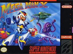 Mega Man X (1993, Capcom)