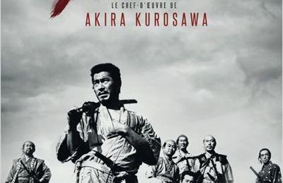 Les Sept Samouraïs    (BANDE ANNONCE VOST 1954) de Akira Kurosawa