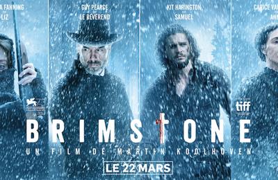 Brimstone  (4 EXTRAITS) avec Guy Pearce, Dakota Fanning, Kit Harington - Le 22 mars 2017 au cinéma