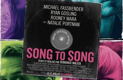 SONG TO SONG de Terrence Malick – Découvrez 3 extraits - Le 12 juillet 2017 au cinéma