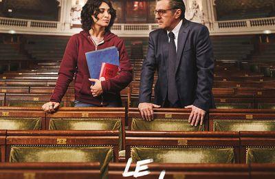 Le brio avec Daniel Auteuil, Camélia Jordana - Le 22 novembre 2017 au cinéma
