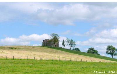 La Chapelle Sainte Madeleine à Molles (03)