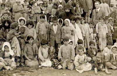 24 avril 1915, prélude au génocide arménien...