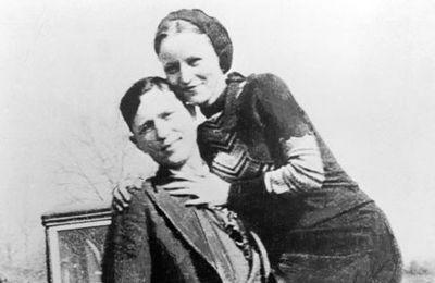 Bonnie & Clyde, scène finale