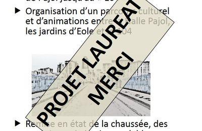 Budget participatif 2016 : trois projets lauréats à la Chapelle pour améliorer le cadre de vie