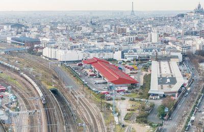 Site de la gare Hébert : le projet présenté aux habitants