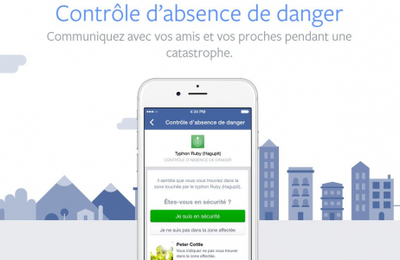 Facebook rend le «Safety Check» plus accessible aux utilisateurs.