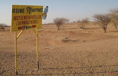 Niger, banditisme sur l'axe Agadez-Arlit