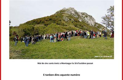 Occitanie : le numéro 120 de la revue occitane Lo Lugarn est en ligne
