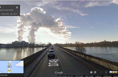 L'itinéraire de la Loire à vélo (Eurovélo6) est parfois en travaux. La communication de ces informations peut encore être améliorée.