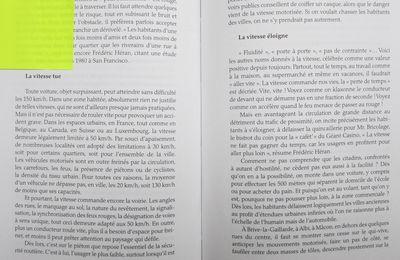 """Un ouvrage de référence  d'Olivier Razemon pour des élus """"Comment la France à tué ses villes""""."""