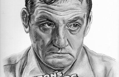 Portrait de Lino Ventura