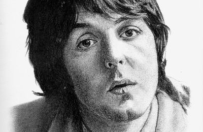 Portrait de Paul McCartney