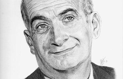 Portrait de Louis de Funès