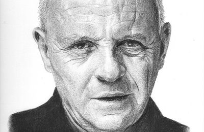 Portrait d'Anthony Hopkins