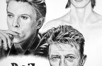 Portraits de David Bowie