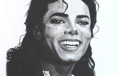 Portrait de Michael Jackson
