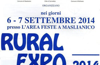 Rural Expo 2014.