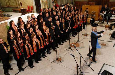 Telethon. Concerto Gospel a Maslianico.