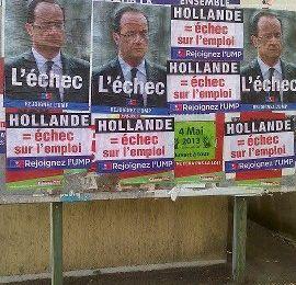 1 an de François Hollande : L'ECHEC