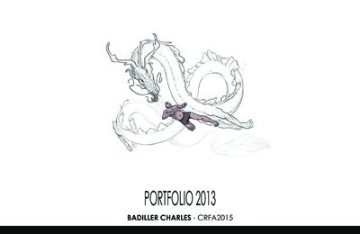 DemoReel et Book 2013