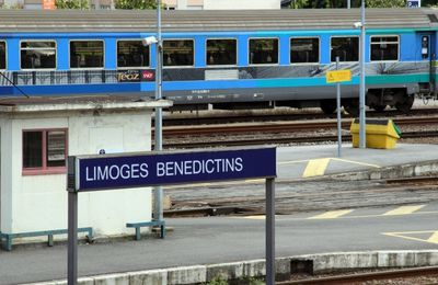 Train : Le Limousin au quitte ou double