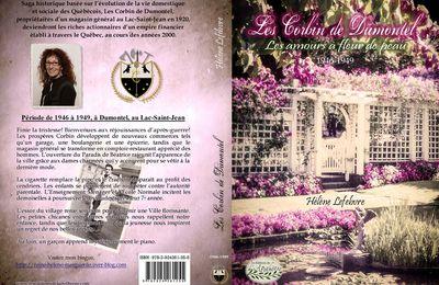 Jaquette et résumé Tome 3: Les amours à fleur de peau. Période de 1946 à 1949
