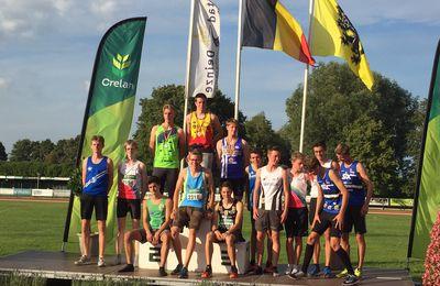 Championnat de Belgique des épreuves combinées