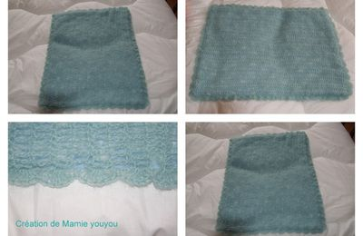 couverture bb au crochet
