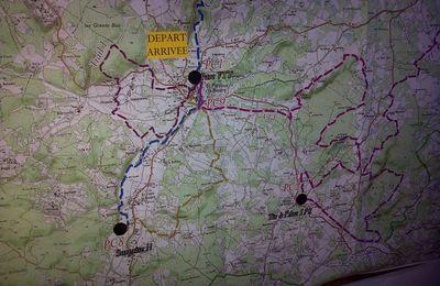 Compte rendu sans borne du diable - Lucifer raid en Dordogne